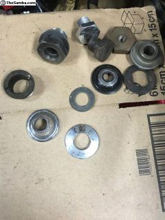 Various engine hardware