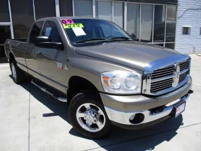 Used 2009 Dodge Ram 3500 Quad Cab for sale