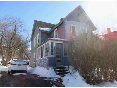 3 Bed 2 Bath Foreclosure Property in Gloversville, NY 12078 - 2nd St