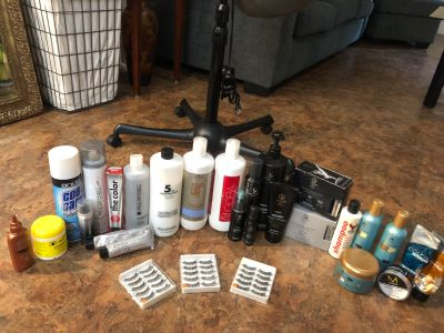 Professional salon products