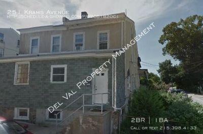 2-Bedroom Row Home for Rent - 251 Krams Avenue - Manayunk!