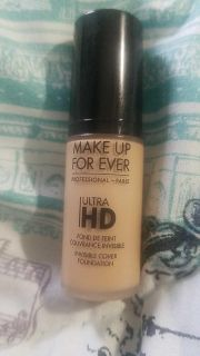 Makeup forever foundation mini
