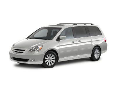 2007 Honda Odyssey Touring (Blue)