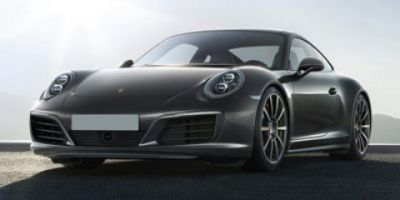 2019 Porsche 911 Carrera (Jet Black Metallic)