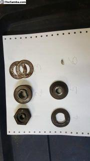 Alt/Gen installation parts