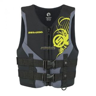 Sell Sea-Doo Junior Freewave PFD - Life Jacket Black with Graphics motorcycle in Sauk Centre, Minnesota, United States, for US $59.99