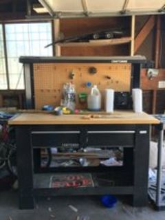 Craftsman Workbench