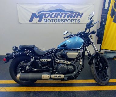 2015 Yamaha Bolt Cruiser Motorcycles Ontario, CA