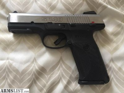 For Sale: Ruger SR40