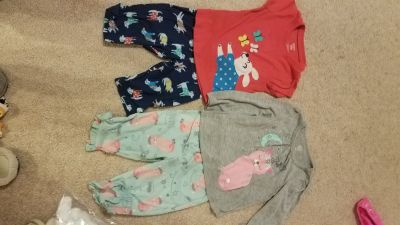 12-18mo pajamas. Price is for all