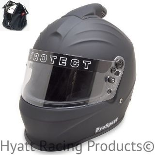 Purchase Pyrotect ProSport Top Forced Air Auto Racing Helmet SA2015 - All Sizes & Colors motorcycle in Bend, Oregon, United States, for US $299.00