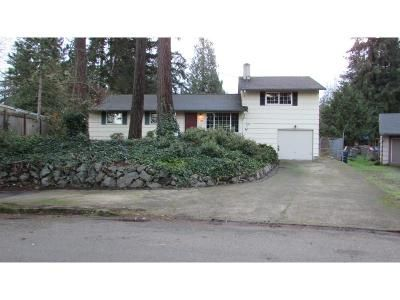 3 Bed 1 Bath Foreclosure Property in Federal Way, WA 98023 - SW 302nd St