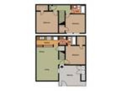 Hunters Pointe - 3 BR Townhome
