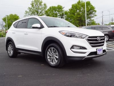 2016 Hyundai Tucson Eco (Winter White)