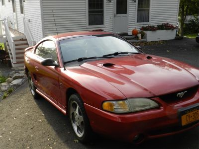 1996 Ford Mustang Cobra
