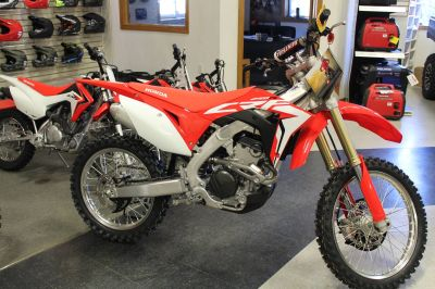 2018 Honda CRF250R Motocross Motorcycles Adams, MA