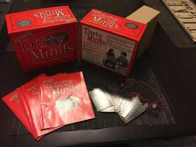 Games - More Dirty Minds
