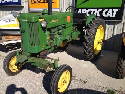 1954 John Deere 40 Tractors Lawn & Garden Hillman, MI