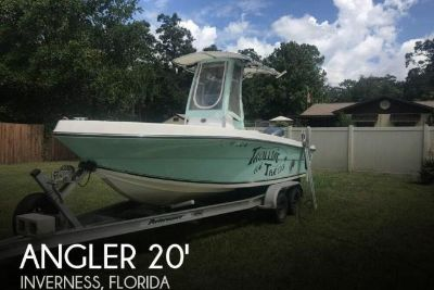 2006 Angler 204 FX lImited Edition