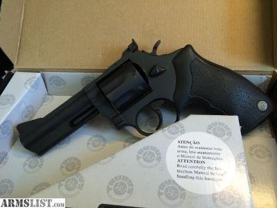 For Sale: Taurus .357 M66