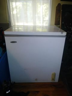 Great working freezer just need out of my way