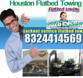 Houston Flatbed Towing Lockout Cars Truck 832-4414569  Tools Box Towing Cars 8326156393