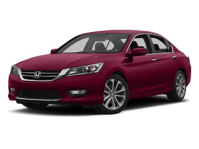 2013 Honda Accord Sport (Black)