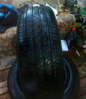 2 Ecotia Tires- Like New