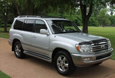 $6,544, Great 2006 Toyota Land Cruiser Navigation