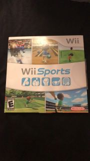 Wii Sports Video Game