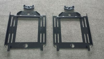 Buy Polaris RZR Interchangeable seat bases for 570 / 800 / 900 S/XP & 1000 XP - 2 ea motorcycle in Norco, California, United States, for US $130.00