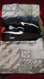 2017..Size 11 NIKE :THE 10:NIKE AIR FORCE 1 LOW
