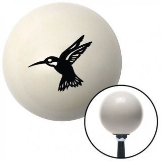 Find Black Hummingbird Ivory Shift Knob with 16mm x 1.5 Insert ltr 1934 small block motorcycle in Portland, Oregon, United States, for US $20.97
