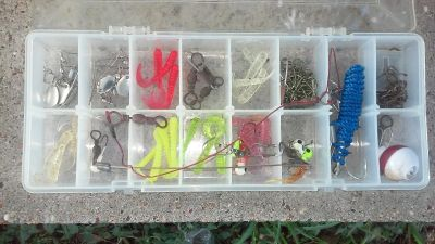 Shakespeare lures box 5$