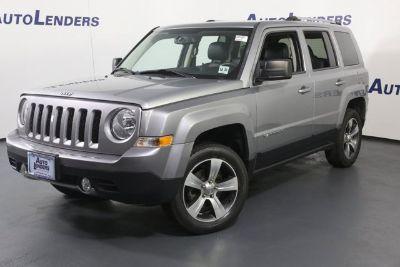 2016 Jeep Patriot Latitude (Billet Silver Metallic Clearcoat)