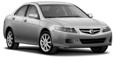 2006 Acura TSX Base (Red)