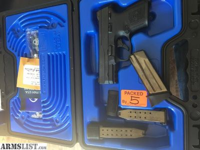 For Sale: FNH 9mm FNS-3C