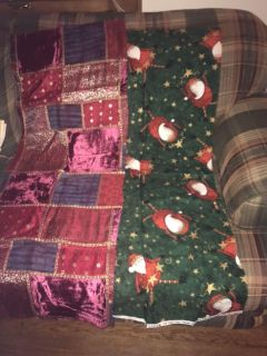 XMAS table runners