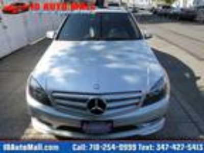 $11500.00 2011 Mercedes-Benz C-Class with 79700 miles!