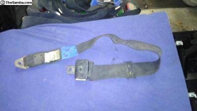 bay bus seat belt