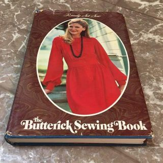 Sewing Book, Good Condition