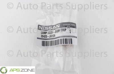 Sell GENUINE NISSAN INFINITI FRONT INTERIOR COURTESY LAMP OEM 26420-JA10A motorcycle in Canton, Michigan, United States, for US $23.25