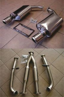 Sell Lexus GS300 GS400 GS430 98-05 TOP SPEED PRO-1 Performance Exhaust System Systems motorcycle in Addison, Texas, United States, for US $629.99