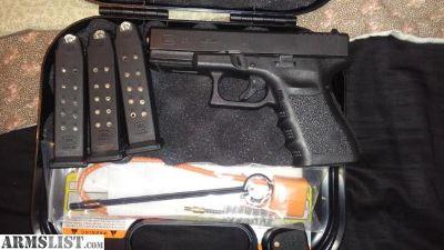 For Sale: Glock 23 gen 3