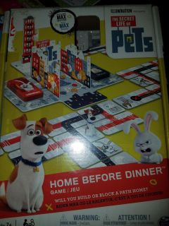 New secret life of pets game
