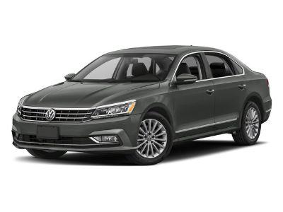 2018 Volkswagen Passat 2.0T SE (Gray)