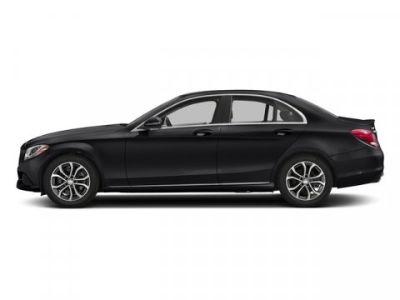 2018 Mercedes-Benz C-Class C 300 4MATIC (Black)