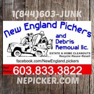 Junk Removal Services/House Cleanouts