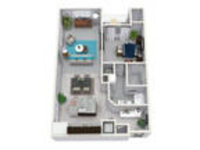 The Cliftwood - One BR One BA 838 sqft A1