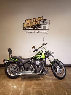 2002 Harley-Davidson FXSTB/FXSTBI Night Train Cruiser Motorcycles Mentor, OH